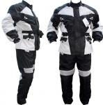 German Wear, 2-teiler Motorradkombi Cordura Textilien Motorradjacke + Motorradhose