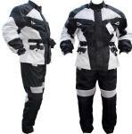 2-teiler Motorradkombi Cordura Textilien Motorradjacke + Motorradhose