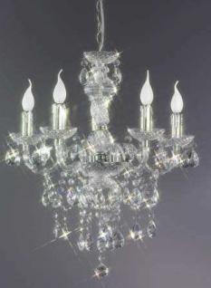 KRONLEUCHTER LÜSTER LEUCHTE KRISTALL LAMPE 5 FLM - Vorschau