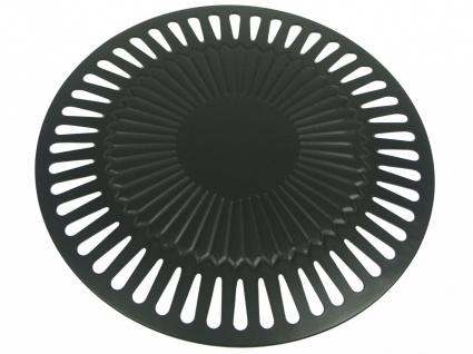 Grillaufsatz Grillplatte Aluminium Alu für Gaskocher Campingkocher Gas Kocher N - Vorschau 2