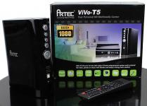 Artec T5 ViVo-HDR DM - Full HD 1080i HDD Mediaplayer mkv