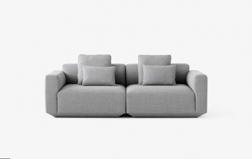 &tradition Develius 2-Sitzer Sofa