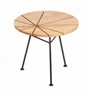 OK Design Bam Bam Table Beistelltisch- naturfarben/ small 'n' tall (Ø 50cm; H...