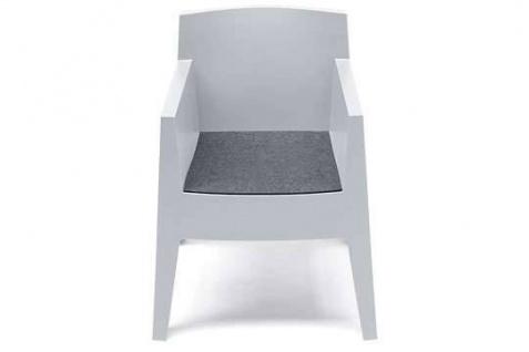 Hey-Sign Sitzauflage für Toy Stuhl von Driade