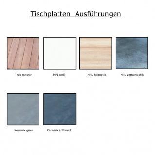 Jan Kurtz Quadrat Tisch 90 x 90cm