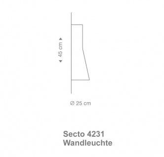 Secto Design Secto Small 4231 Wandleuchte - Vorschau 3