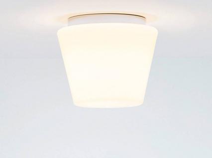 serien.lighting Annex Deckenleuchte mit opalem Glasschirm small Ø 9, 8cm - Lag... - Vorschau