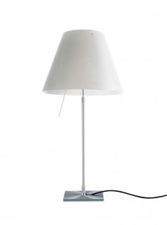 Luceplan Costanza LED Tischleuchte, Gestell alu