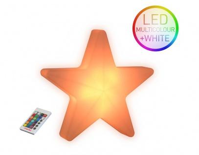 Moree Star 40 LED Akku Outdoor Stern Bodenleuchte / Wandleuchte