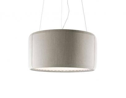 Luceplan Silenzio LED Pendelleuchte / Akustikleuchte