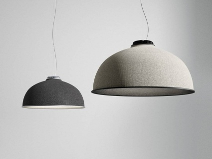 Luceplan Farel Pendelleuchte / Akustikleuchte