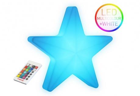 Moree Star 60 LED Akku Outdoor Stern Bodenleuchte / Wandleuchte