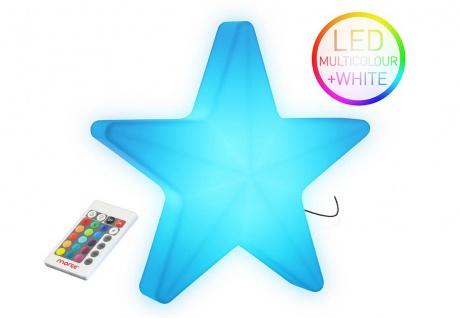 Moree Star 60 LED Outdoor Stern Bodenleuchte / Wandleuchte