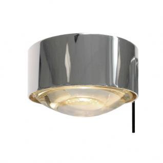 Top Light Puk Maxx Mirror + Spiegelanbauleuchte-chrom-Linse klar / Glas matt-...