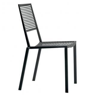 Fast Easy Stuhl- schwarz - Lagerabverkauf