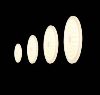 Top Light Foxx Round Wandleuchte / Deckenleuchte