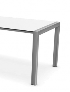Kristalia Sushi Fenix-NTM® Outdoor Tisch ausziehbar
