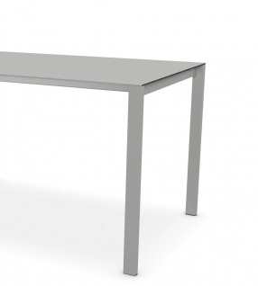 Kristalia Thin-K Aluminium Tisch