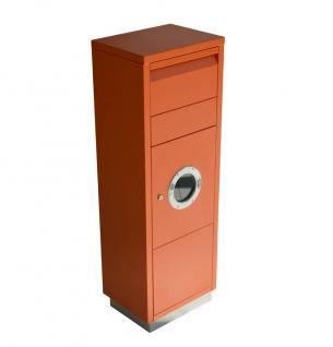 Radius Design Letterman Standing Ovations 1 Paketbriefkasten