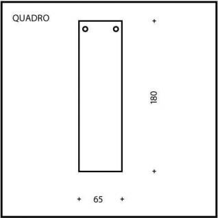 Top Light Quadro Deckenleuchte