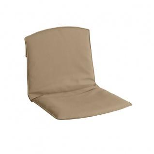 Fast Zebra Sitzpolster / Rückenpolster für Zebra Stuhl