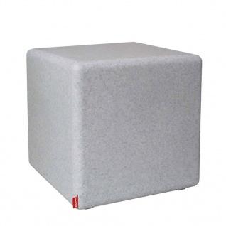 Moree Cube Granit Poller Beistelltisch / Hocker