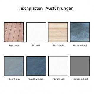 Jan Kurtz Quadrat Tisch 80 x 50cm