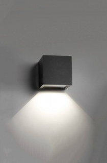 Light Point Cube Mini Down LED Wandleuchte