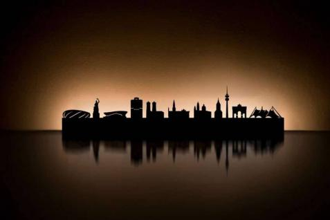 Radius Design Licht City Wandlicht