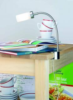 Top Light Flexlight Tischklemmleuchte