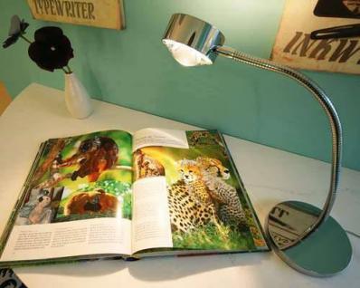 Top Light Puk Flexlight Table Tischleuchte