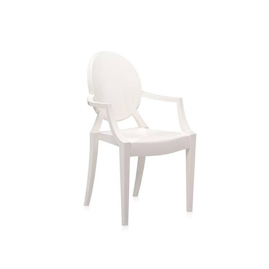 Kartell Louis Ghost Armlehnstuhl - Kaufen bei designtolike GmbH