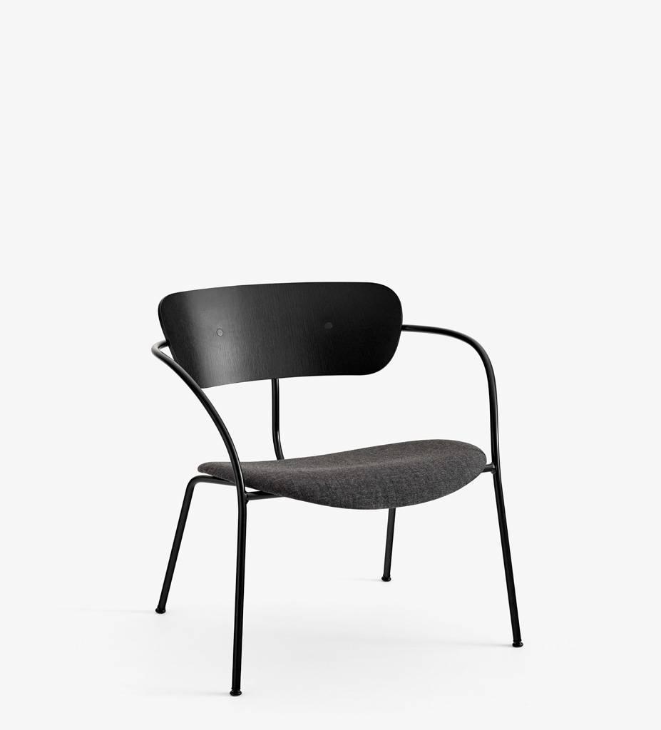 Tradition pavilion av6 lounge stuhl gepolstert kaufen for Stuhl gepolstert