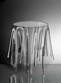 Klein & More Illusion Beistelltisch