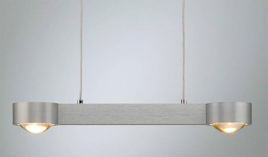 Die Lichtmanufaktur Logos 12 Linear LED Pendelleuchte