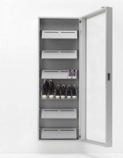 Kristalia Foot Box Schuhschrank / Spiegelschrank