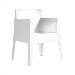 Driade Toy Stuhl mit Armlehne - Vorschau 1