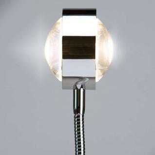 Top Light Puk Mini Flexlight Fix Spiegelklemmleuchte