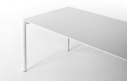 Kristalia Maki Pure White Tisch ausziehbar