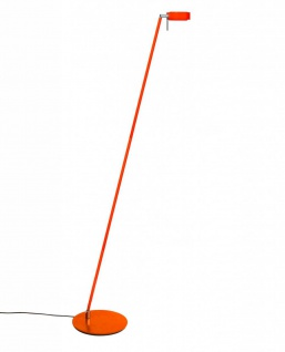 Mawa Design Pure 2 Stehleuchte- leuchtorange glänzend (RAL 2005) - Lagerabver...