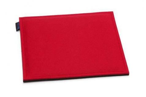 Hey-Sign quadratische Sitzauflage 2 x 3mm mit Schaumstofffüllung - Vorschau 3