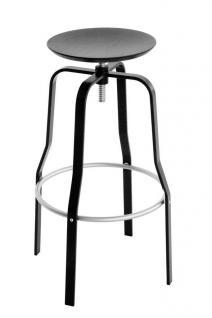 Lapalma Giro Barhocker - schwarz gebeizt / schwarz lackiert - Ausstellungsstück