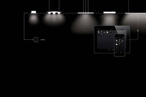 Nimbus Casambi Leuchtensteuerung