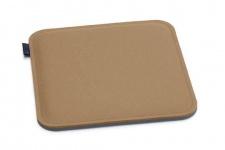 Hey-Sign quadratische Sitzauflage gerundete Ecken 2 x 3mm mit Schaumstofffüllung