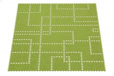 Hey-Sign Stamp Teppich (140x200cm)