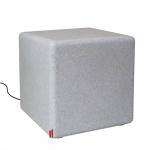 Moree Cube Granit Outdoor Beistelltisch / Hocker