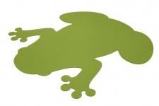Hey-Sign figürlicher Teppich Frosch (100cm)