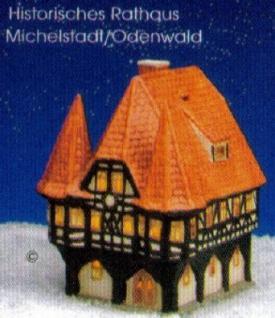 Lichthaus Rathaus In Michelstadt Im Odenwald - Vorschau