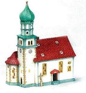 Lichtkirche WASSERBURG am BODENSEE - Vorschau