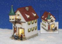 Lichthaus TÖPFEREI der Geschäftsstrasse